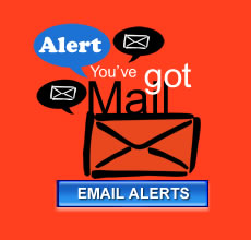Email Alerts about new jobs